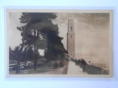 CPA YVON 18 BREST Cours Dajot Monument Commémoratif Américain - Brest