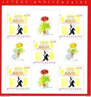 France.bloc No 75 De 2004.anniversaire.n**. - Mint/Hinged