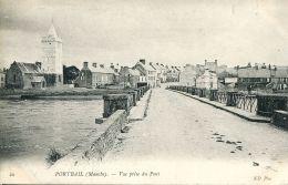 N°58453 - Cpa Port Bail -vue Prise Du Pont- - Autres Communes