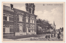 Zandhoven: Langestraat, Post. - Zandhoven