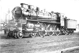 ¤¤  -  Cliché D'une Locomotive N° 3235  -  NANTES - MAUVES-sur-LOIRE  - Voir Description  -  ¤¤ - Mauves-sur-Loire