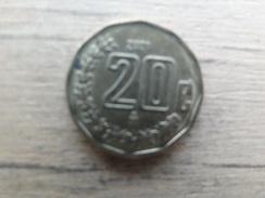 Mexique  20  Centavos    2001  Km 548 - Mexico