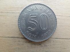 Malaysie  50  Sen  1973  Km 5 - Malasia