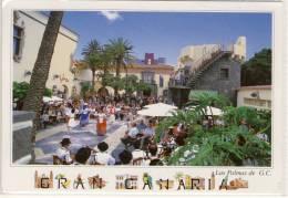 PUEBLO CANARIO LAS PALMAS DE GRAN CANARIA   LARGE FORMAT  De Viaje - Gran Canaria