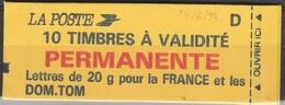 """2806 C 1 BRIAT """"D"""" - Daté 24.6.93 - Definitives"""