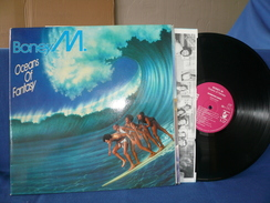 BONEY M 33t VINYLE OCEANS OF FANTASY - Disco, Pop