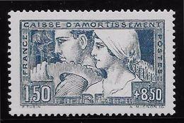France N°252 - T.III  - Neuf * Avec Charnière - TB - France