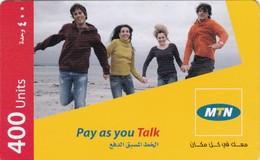 Syria, SYR-P-150,  Pay As You Talk 3,  2 Scans. - Syria