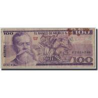 Mexique, 100 Pesos, 1979, 1979-05-17, KM:68b, B - Mexico
