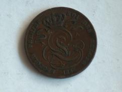 Belgique 5 Cent 1856 Centimes - 1831-1865: Léopold I