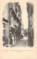 41 - Blois - Vieille Maison XVme Siècle, Rue Saint-Lubin - Blois