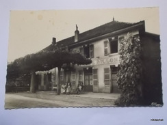 CHAMPAGNEUX-Hotel Billon-CPSM Petit Format - Other Municipalities
