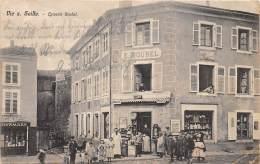 57 - MOSELLE / 571300 - Vic Sur Seille - Epicerie Boubel - Beau Cliché Animé - Altri Comuni