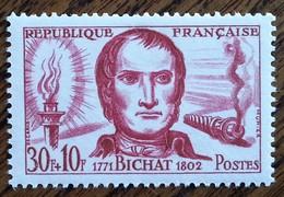 France - YT N°1211 - Bichat - 1959 - Neuf - Ongebruikt