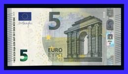 """5 EURO """"UA""""FRANCE Firma DRAGHI U004 A1 CH 07  CIRCULATED - SEE SCAN!!!! - EURO"""