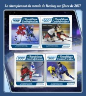 Central Africa 2017 Ice Hockey - Central African Republic