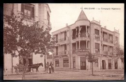 ALGERIE - RELIZANE - La Compagnie Algérienne - Attelage - Andere Städte