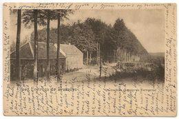 ETTERBEEK - Quatre-Bras (Avenue De Tervuren). Les Environs De Bruxelles. 1900. Collection Nels, Série 11, N°34 - Etterbeek