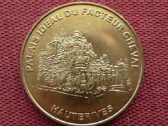 FRANCE Monnaie De Paris Palais Idéal Du Facteur Cheval 1999 - Monnaie De Paris