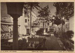 JEREZ DE LA FRONTERA (CADIZ): JARDIN DEL HOTEL LOS CISNES - Cádiz