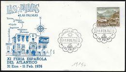 Spagna/Spain/Espagne: Fiera Dell'Atlantico, Atlantic Fair, Foire De L'Atlantique - Esposizioni Universali