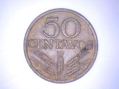PORTUGAL - 50 CENTAVOS 1973 - Portugal
