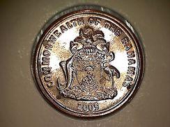 Bahamas 1 Cent 2009 - Bahamas
