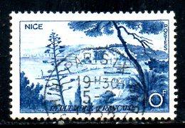 FRANCE. N°1038 Oblitéré De 1955. Nice. - Oblitérés
