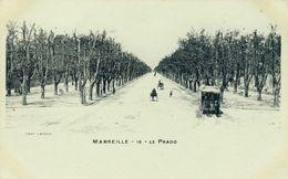 MARSEILLE - Le Prado - Castellane, Prado, Menpenti, Rouet