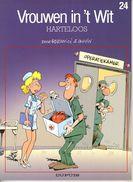 Vrouwen In 't Wit  - Harteloos (1ste Druk)  2003 - Vrouwen In 't Wit