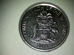 Bahamas 25 Cents 2015 - Bahamas