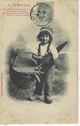 Illustrateur BERGERET - LE PETIT JEAN - Bergeret