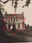 Photo Juin 1915 CARTIGNY (près Péronne) - Le Château De Biars (A181, Ww1, Wk 1) - France