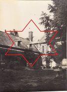 Photo Juin 1915 CARTIGNY (près Péronne) - Le Parc Du Château De Biars (A181, Ww1, Wk 1) - France