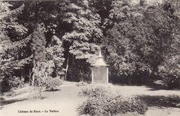 CPA 1915 CARTIGNY (près Péronne) - La Volière Du Château De Biars (A181, Ww1, Wk 1) - France