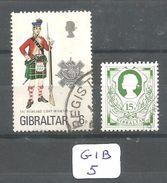 GIB YT 317 Ob / 435 ** - Gibraltar