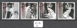 GIB YT 1029/1032 Ob - Gibraltar