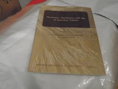 Géologie, Tectites : OCCURRENCE, DISTRIBUTION, AND AGE OF AUSTRALIAN TEKTITES  R O CHALMERS, E. P. HENDERSON / Australia - Sciences De La Terre