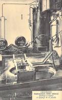 INDUSTRIE Usine - 52 - CHAUMONT : Ets Henri LACAILLE Négociant En VINS - Etuvage à La Vapeur Et Rincage CPA Entreprise - Industrie