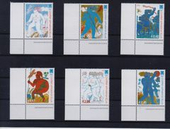 GREECE STAMPS ATHENS 2004 OLYMPIC GAMES:ATHLETES(corner Margins)  28/11/03-MNH-COMPLETE SET - Grecia