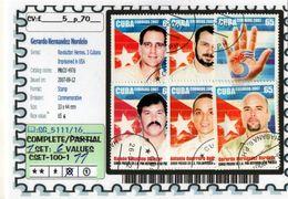 AMERICA:CUBA:#COMMEMORATIVE# SERIE(S) (CSET 100S-1 (11) - Cuba