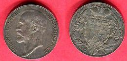 § JOHANN II   ((KM 4) TTB 395 - Liechtenstein