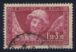 France: Yv Nr 256 Obl./Gestempelt/used  Caisse - France