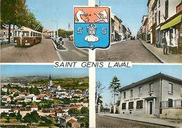 PIE 17-C-656 : SAINT GENIS LAVAL - Frankrijk