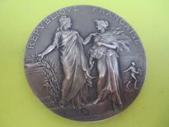 Médaille De Table / Ministère De L'Agriculture/Concours Central Hippique/Paris/Alphée DUBOIS/1926  SPO212 - Equitation