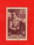 Timbre N° 386 FRANCE Neuf Xx - Neufs