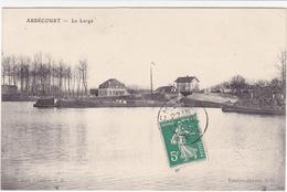 Abbécourt,le Large ,canal - France