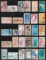 BRAZIL---Collection Of USED DL-393 - Stamps