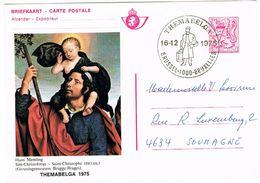 CARTE POSTALE THEMABELGA 1975 HANS MEMLING - Souvenir Cards