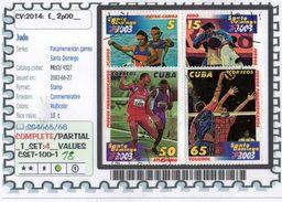 AMERICA:CUBA:#SPORT#COMMEMORATIVE# SERIE(S) (CSET 100S-1 (18) - Cuba